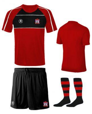 Ballyjamesduff AFC Full Training Kit-0